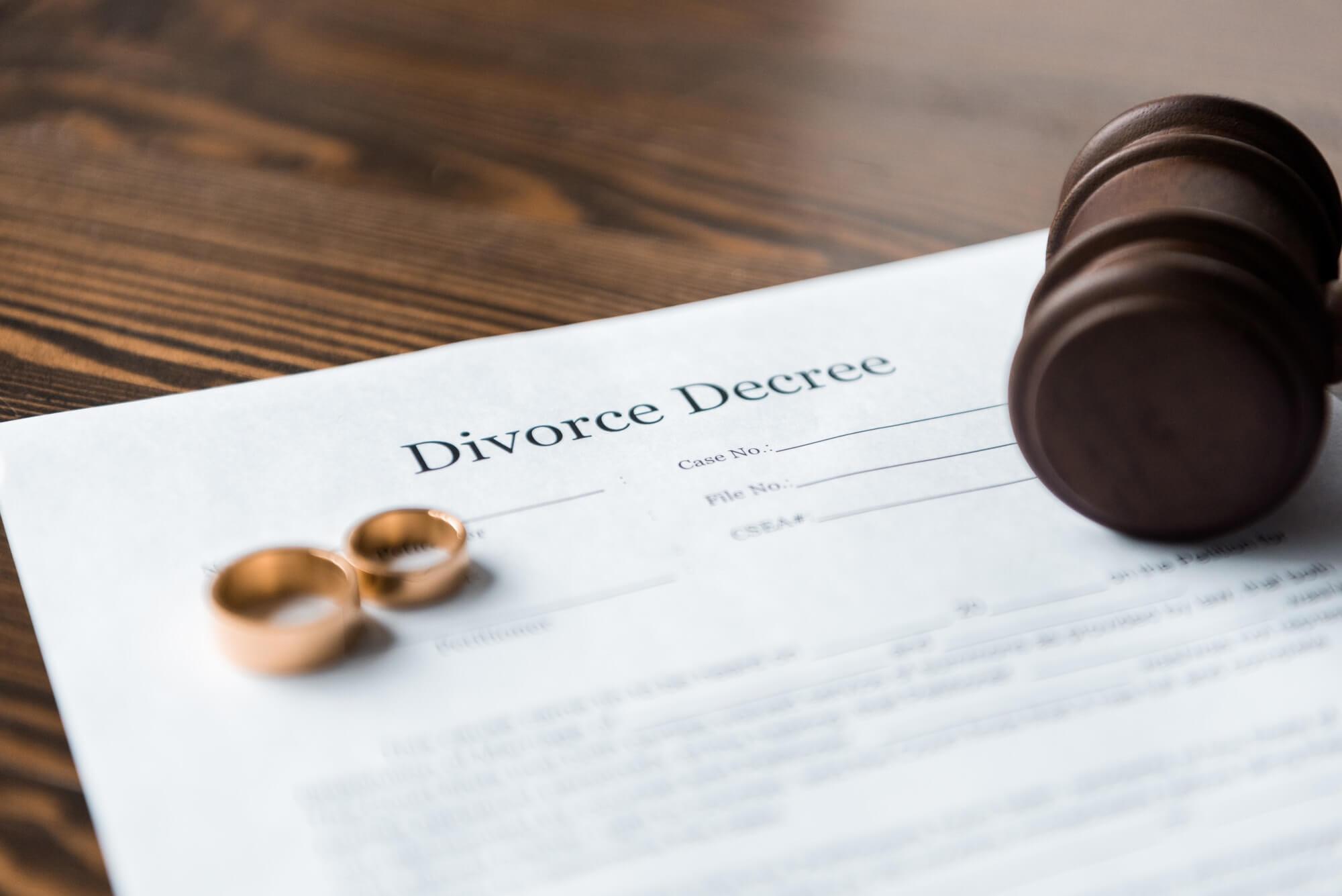 הסכמי גירושין